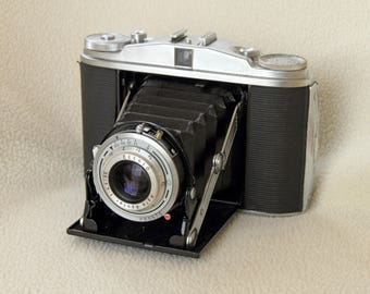 AGFA ISOLETTE 2 Film Camera - with case