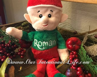Personalized Boy & Girl Elves