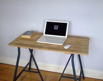 Reclaimed Wood Desk 94(L)x50(W)x76(H)cm