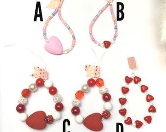 Valentine Bracelet | Etsy