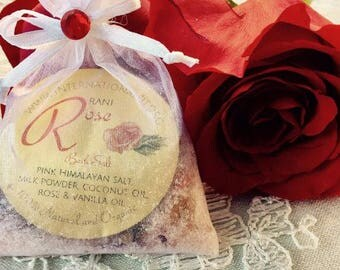 Rani Rose Bath Salt