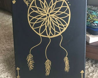 Keep Dreaming Dream Catcher - Canvas Painting