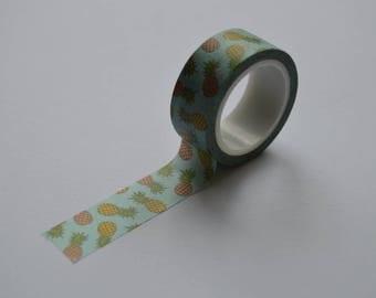 SALE**Pineapple washi tape