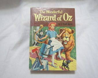 1957 ** The Wonderful Wizard of Oz ** L Frank Baum ** sj