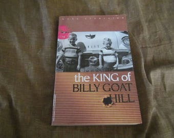 1996 ** The King of Billy Goat Hill ** Mark Stanleigh  ** sj