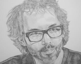 James Rhodes Pencil [PRINT]
