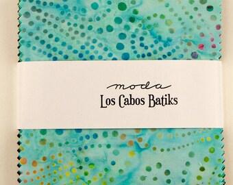 Moda Los Cabos Batiks Charm Pack by Moda