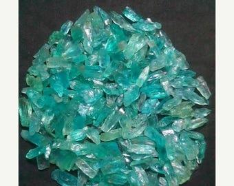 80% OFF SALE 20 Pieces Natural Aquamarine Rough Pencil