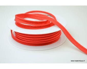 10 mm cotton red piping