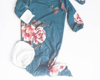 Mermaid Baby Gown; Baby Sleeper; Mermaid Sleeper; Sleep Sack; Baby Sleep Sack; Newborn Sleep Sack; Newborn Sleep Gown
