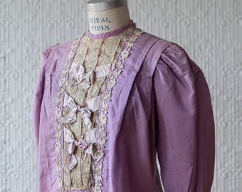 Victorian Lavender Frock