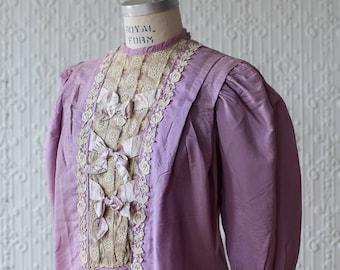 Victorian Lavender Frock