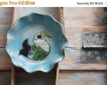 ENJOY SALES Ceramic from VALLAURIS France, Mc Treinen 1960, ceramic and pottery, vintage ceramic