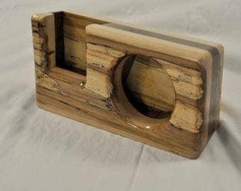 Wooden Speaker Amplifier for iPhone(s)