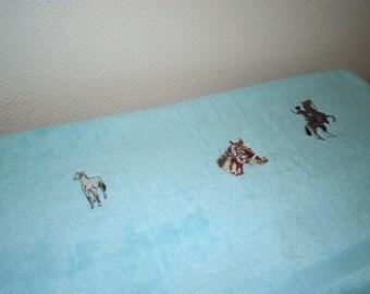 bath towel cotton Terry