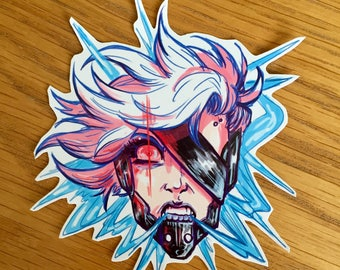 MGR Raiden - sticker
