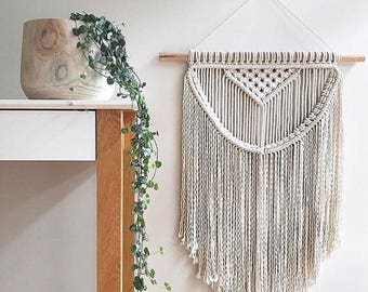 SORRENTO macrame wall hanging