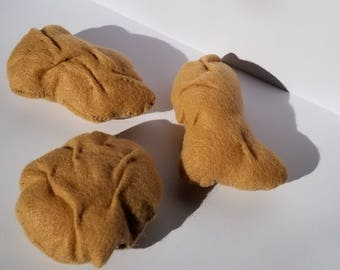 Chicken Nuggets Cat Toys