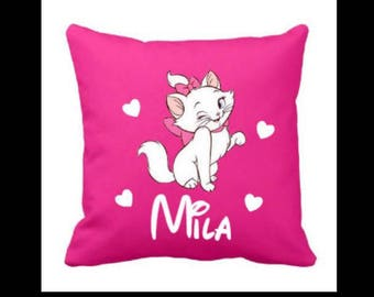 Personalized pillow Marie