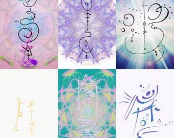 Soul Alchemy Symbol - Digital