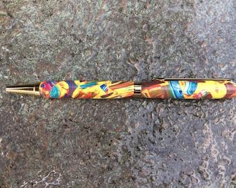 Zeke's Kaleidoscope Slimline Pen