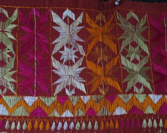 Phulkari From East India - Free Shipping With UPS