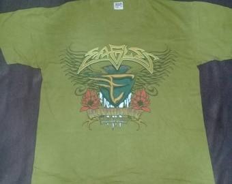 90s Eagles Hellfreezes Over World Tour 95 Tshirt