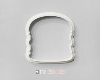 Burger Cookie Cutter