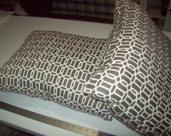 Decorative accent pillows