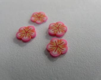 new set of 12 thin slices for 42 nail jewelry