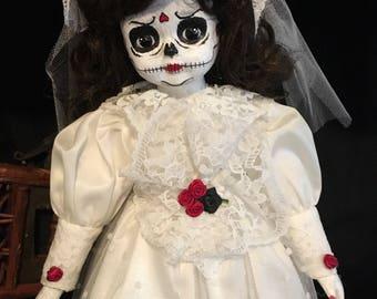 Creepy doll - Rosa