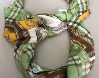 Burberrys Scarf/Vintage/Silk Scarves