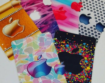 Apple Planner Dividers/ A5/ Personal/Pocket Planner Dividers / Planner Accessories / Planner Decorations / Filofax / Planners /Classy