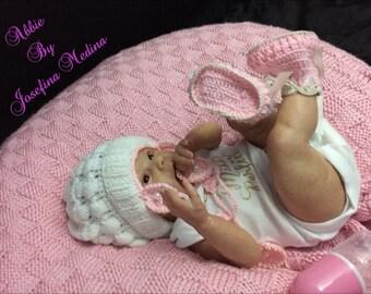 Abbie reborn baby doll