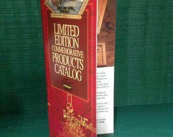 Stanley 150th Anniversary Commemorative Products Catalog 1993