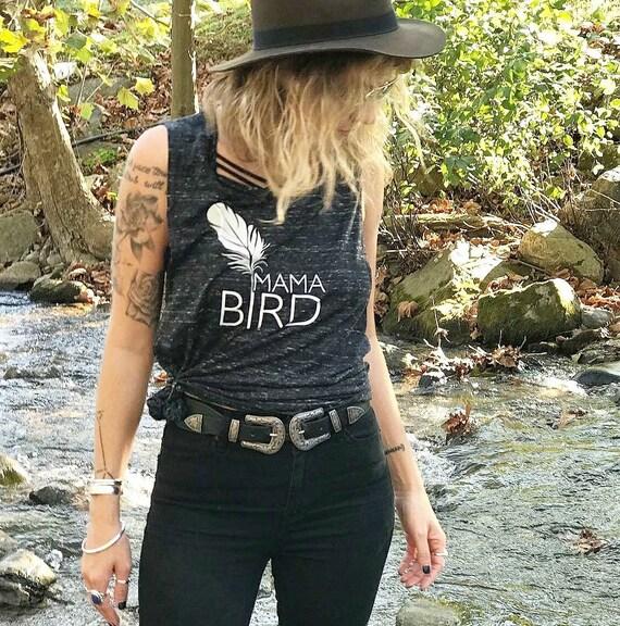 MAMA BIRD, Mama Bird Tshirt, Mama Bird Shirt, Mama Bird Tshirts, Mama Bird Shirts, Mama Bird, Mama Bird Shirt, Mama Bird Top, Mama Bird