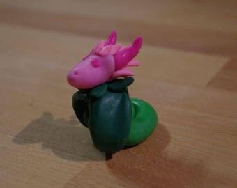 Desk Critters - Rosebud