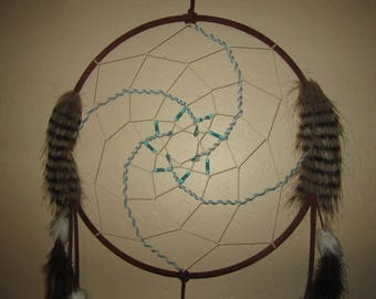 25% Off! Pheasant Feather Dreamcatcher