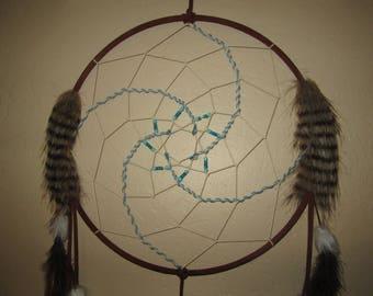 Pheasant Feather Dreamcatcher