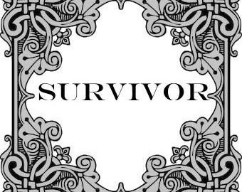 Survivor Cross Stitch Pattern