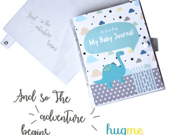 Binder My Baby Journal Hug me Mom