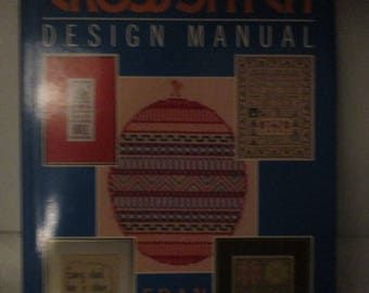 Cross Stitch Design Manual  (1988)