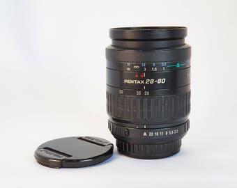 Pentax-FA 28-80mm AF Zoom (Black Model)