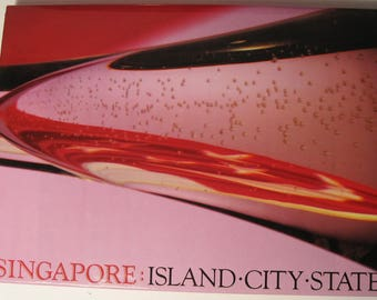 Singapore Island City State, Singapore coffee-table book, Pictorial History of Singapore, City of Singapore