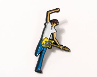 Free Shipping Bruce Springsteen Born in the USA Pin