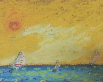 Van Gogh Sun