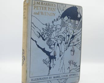 J. M. Barrie's Peter Pan and Wendy (Vintage, Fairytale)
