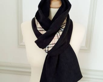 Scarf style Burberry