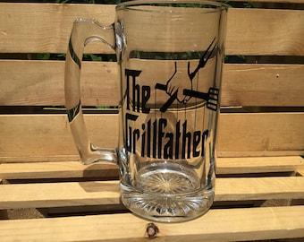 The Grillfather Beer Mug