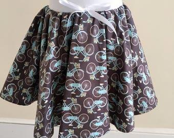 Child's Bicycle Skirt